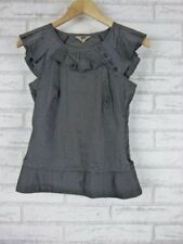 Cue Cap Sleeve Striped Tops for Women