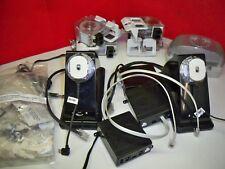 Lot of Misc. Shopguard Riser smartphone/tablet display - power, alarm, braces