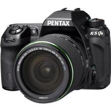 Excellent! Pentax K-5 with DA 18-135mm WR Black - 1 year warranty