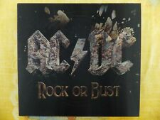 "AC/DC ""Rock or Bust"" CD"