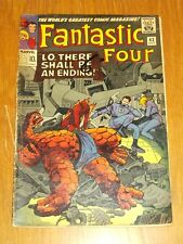 FANTASTIC FOUR #43 G/VG (3.0) MARVEL COMICS OCTOBER 1965