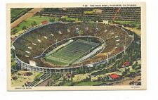 PASADENA CA  The Rose Bowl