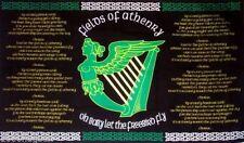Fields of Athenry Irish Republican Flag 5' x 3' Ireland St Patricks Day Republic