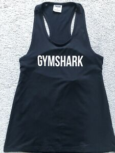 Ladies Gymshark Gym/Sports Vest Size Small Used