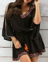 Pour Moi Tropics Kaftan 13930 Womens Beachwear Beach Dress Cover Up