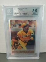 2003 Topps Gallery HOF Artist's Proofs #35 Willie Stargell Yellow BGS 8.5 Pop 1