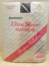1 Dozen Pairs Queen Size1X-4X Sheer Designer Collection Pantyhose Multi Colors