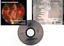 """JOSE FELICIANO """"The Hits Collection"""" (CD) 1996"""
