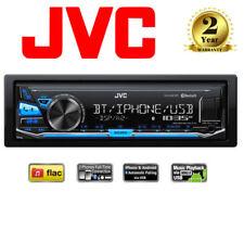 Autorradios JVC 1 DIN para reproductor MP3