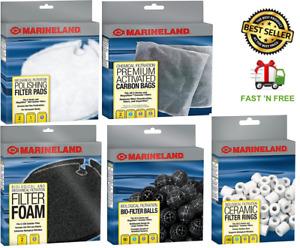 Marineland C-Series Filter Accessories Choose: Ceramic,Foam,Peds,Bio-Bals,Carbon
