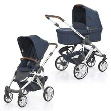 ABC Design Salsa 4 Pushchair & Matching Carrycot (Admiral) - RRP £690.00