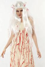Dead Corpse Undead Zombie Bride Carrie Halloween Fancy Dress Costume