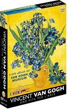 Vincent Van Gogh Una Vita Per LArte Cofanetto 2 DVD Alta Qualità Nuovo