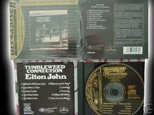 ELTON JOHN Tumbleweed Connection ORIGINAL RARE MFSL Sealed Gold 24 KARAT CD