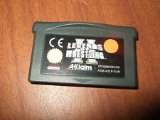 Legends of Wrestling II / 2 für Gameboy Advance GBA