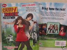 Disney Camp Rock Movie Poster Book Original Jonas Brothers Target Demi Devato
