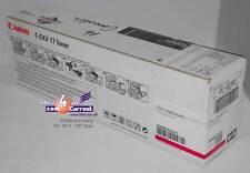 CANON C-EXV 17 TONER MAGENTA 0260B002 C4080i  NEU #K