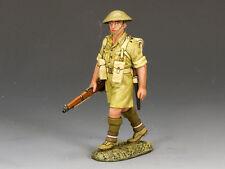 King and country 8TH Ejército Aussie con rifle en el Trail EA73 EA073