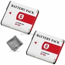 Unbranded Camera Batteries for Sony Cyber-shot