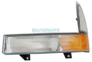 NEW LH CORNER LAMP LENS AND HOUSING FITS 01-05 FORD F-250 SUPER DUTY FO2520169