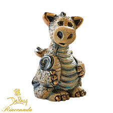 De Rosa Rinconada - Ceramic Dragon Ceramic Figurine