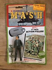 Vintage 1982 TriStar MASH ACTION FIGURE - Hawkeye No. 4101 - New In Package!