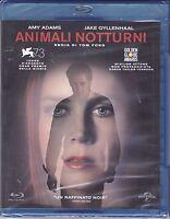Blu-ray **ANIMALI NOTTURNI** nuovo 2016