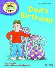 Oxford Reading Tree Read with Biff, Chip & Kipper 'Dad's Birthday' P/B Book Lvl2