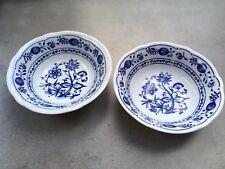 Triptis Porzellan Zwiebelmuster Schüssel Dessertschale Klein 13 cm
