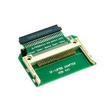 """Cf Merory Card Compact Flash To 50Pin 1.8"""" Ide Hard Drive Ssd Adapter Y7W4"""