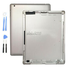 Housing Battery Metal Back Cover Case Replacement For Apple iPad 4 Wifi Version