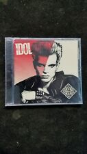 Idolize Yourself: The Very Best of Billy Idol by Billy Idol CD Jul-2008 Capitol
