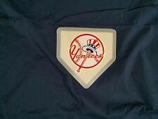 Pottery Barn Teen Yankee MLB Patch Duvet Cover Full Queen Read!!! #4586