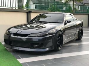 SELLING NISSAN SILVIA S15 PARTS