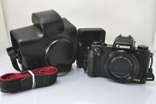[EXCELLENT]Canon PowerShot G5 X 20.2MP Digital Camera In Black #3435