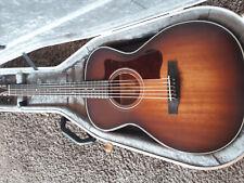 Furch OM 32-MM Custom all Mahagoni Vintage Sunburst wie NEU mit Martin Saiten