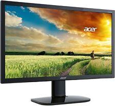 """Monitor 22"""" Varie Marche HP Lenovo Dell Aoc Acer Fujitsu full hd usati Grado B"""
