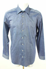 RENE LEZARD Hemd WIE NEU! Gr. 42 (Kragenweite 40 cm) klassisches Anzughemd