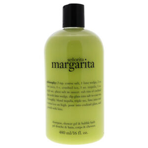 Philosophy Senorita Margarita Shampoo, Shower Gel and Bubble Bath 472.0 ml