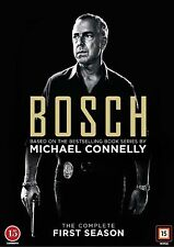 Bosch Complete Series 1 DVD All Episodes First Season Original R2 Release NEW