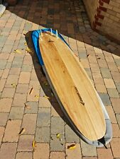 Firewire submoon surfboard 7ft6 day bag, Fins and leash surfed twice .