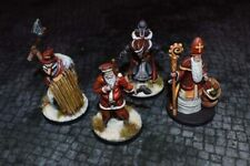 War In Christmas Village Miniatures Tabletop Game Minis