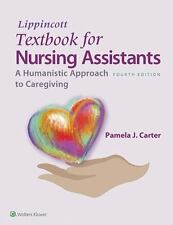 Lippincott Textbook for Nursing Assistants by Pamela Carter 4TH EDITION