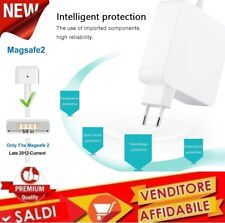 Alimentatore caricatore MagSafe 2 On Tenck compatibile 85W pr MacBook Pro Retina