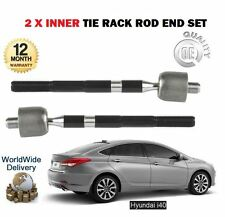 FOR HYUNDAI I40 1.6 2.0 1.7 CRDI 2012-> NEW 2 X INNER RACK TRACK TIE ROD ENDS