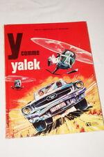 Y COMME YALEK 1974 DENAYER DUCHATEAU BD