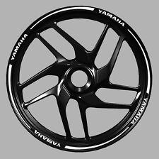 Adesivi cerchi moto yamaha R6 , R1 , XJR , FJR , MT-03 , MT-10 , MT-07 , R125