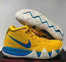 NIKE KYRIE 4 KIX CEREAL PACK AMARILLO MULTI-COLOR SZ 7  BV0425- 8a662a452