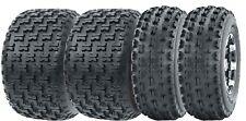 Set of 4 WANDA Sport ATV Tires AT 19x7-8 19x7x8 Front & 20x10-9 20x10x9 Rear