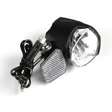 LED Scheinwerfer Fahrrad Standlicht StZVO, 70 Lux Fahrradlampe Fahrradlicht